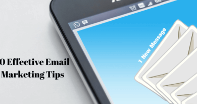10 Effective Email Marketing tips