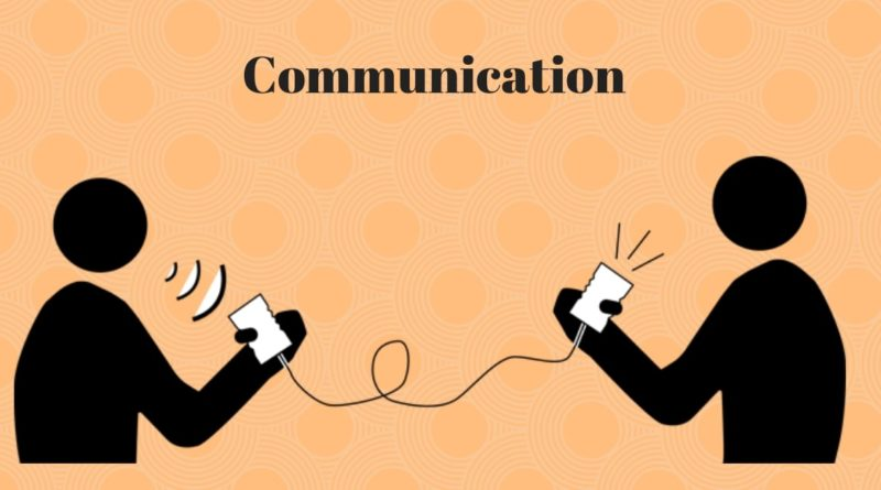 Effective Communication Skills in the job