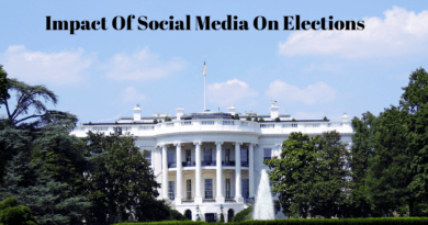 Impact of Social Media on Politics and Elections