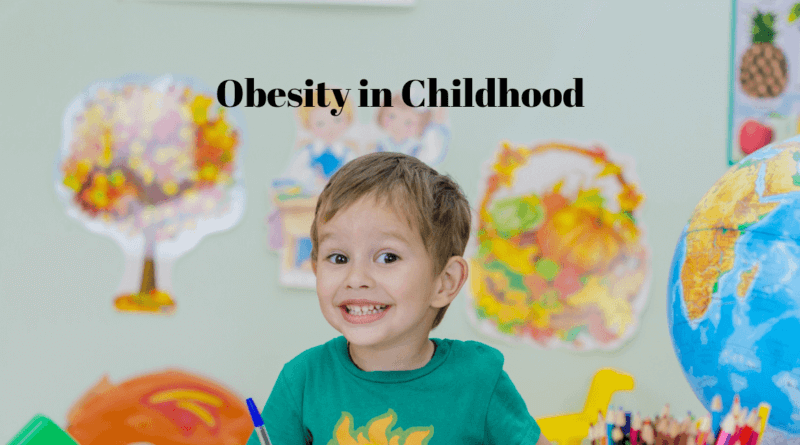 Obesity in Children's