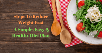 Steps-To-Reduce-Weight-Fast