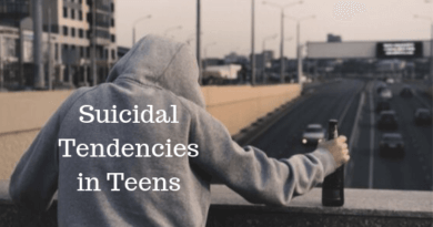 Suicidal Tendencies in Teens