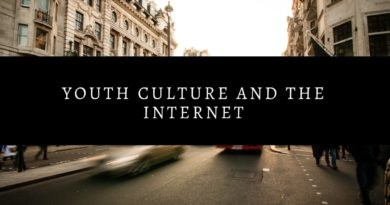 youth, culture and the internet