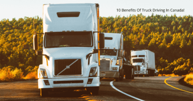 10-Benefits-of Truck-Driving-In-Canada