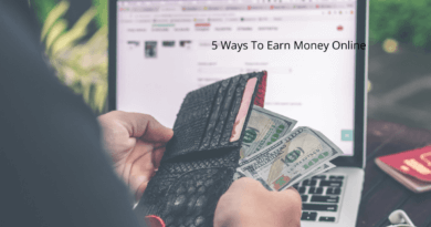 5 Ways-To-Earn-Money-Online
